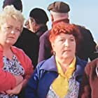 Patricia Hayes, Eileen Way, and Rita Webb in The Bargee (1964)