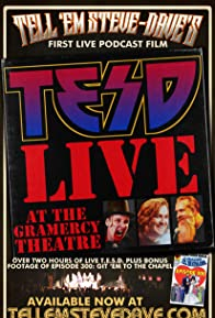 Primary photo for Tell 'Em Steve-Dave: Live at the Gramercy Theatre
