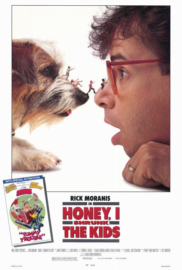 Honey I Shrunk The Kids 1989 Imdb