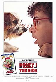 Rick Moranis, Thomas Wilson Brown, Amy O'Neill, Robert Oliveri, and Jared Rushton in Honey, I Shrunk the Kids (1989)