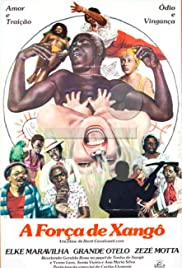 A Força do Xangô Poster