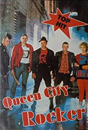 Queen City Rocker Poster