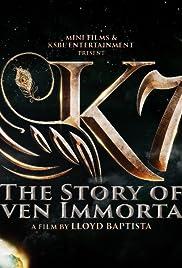 K7- The Story of Seven Immortals (2020) - IMDb