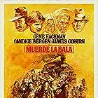 Candice Bergen, James Coburn, Gene Hackman, Jan-Michael Vincent, and Ben Johnson in Bite the Bullet (1975)