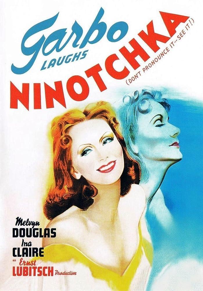 Greta Garbo in Ninotchka (1939)