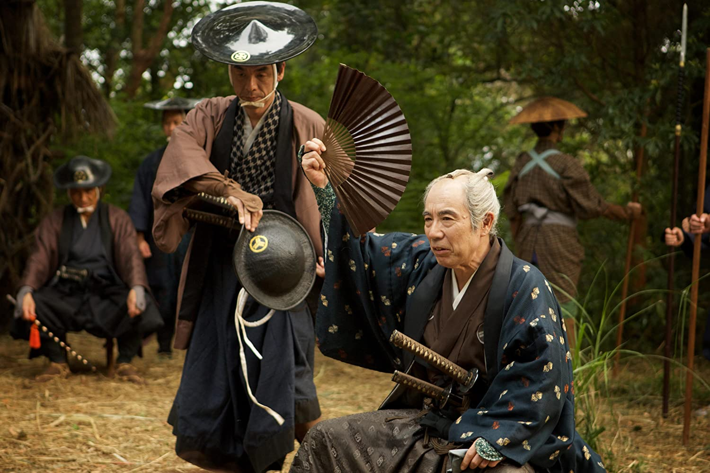 Issei Ogata in Silence (2016)
