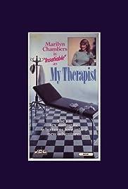 My Therapist Poster