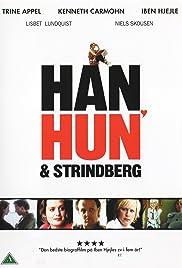 Han, hun og Strindberg Poster