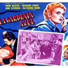 Anne Baxter, Raymond Burr, Richard Conte, Nat 'King' Cole, and Ann Sothern in The Blue Gardenia (1953)