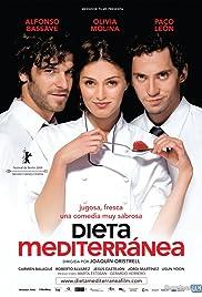 Dieta mediterránea Poster