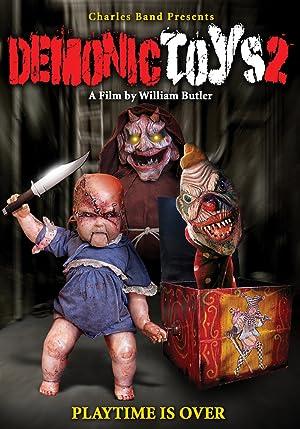 Demonic Toys: Personal Demons full movie streaming