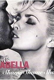 Izabella: Shame, Shame, Shame Poster