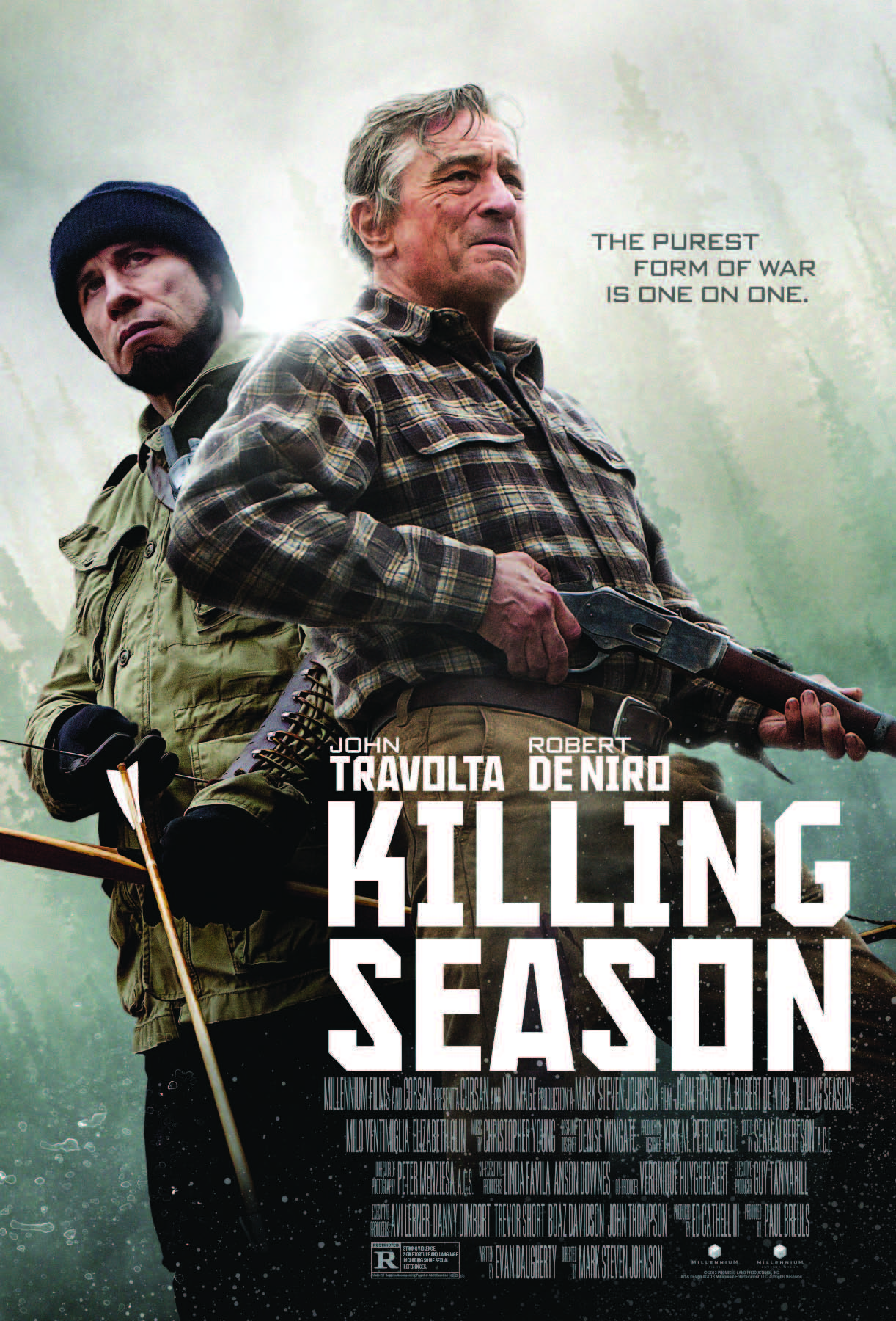 Žudymo sezonas (2013) / Killing Season