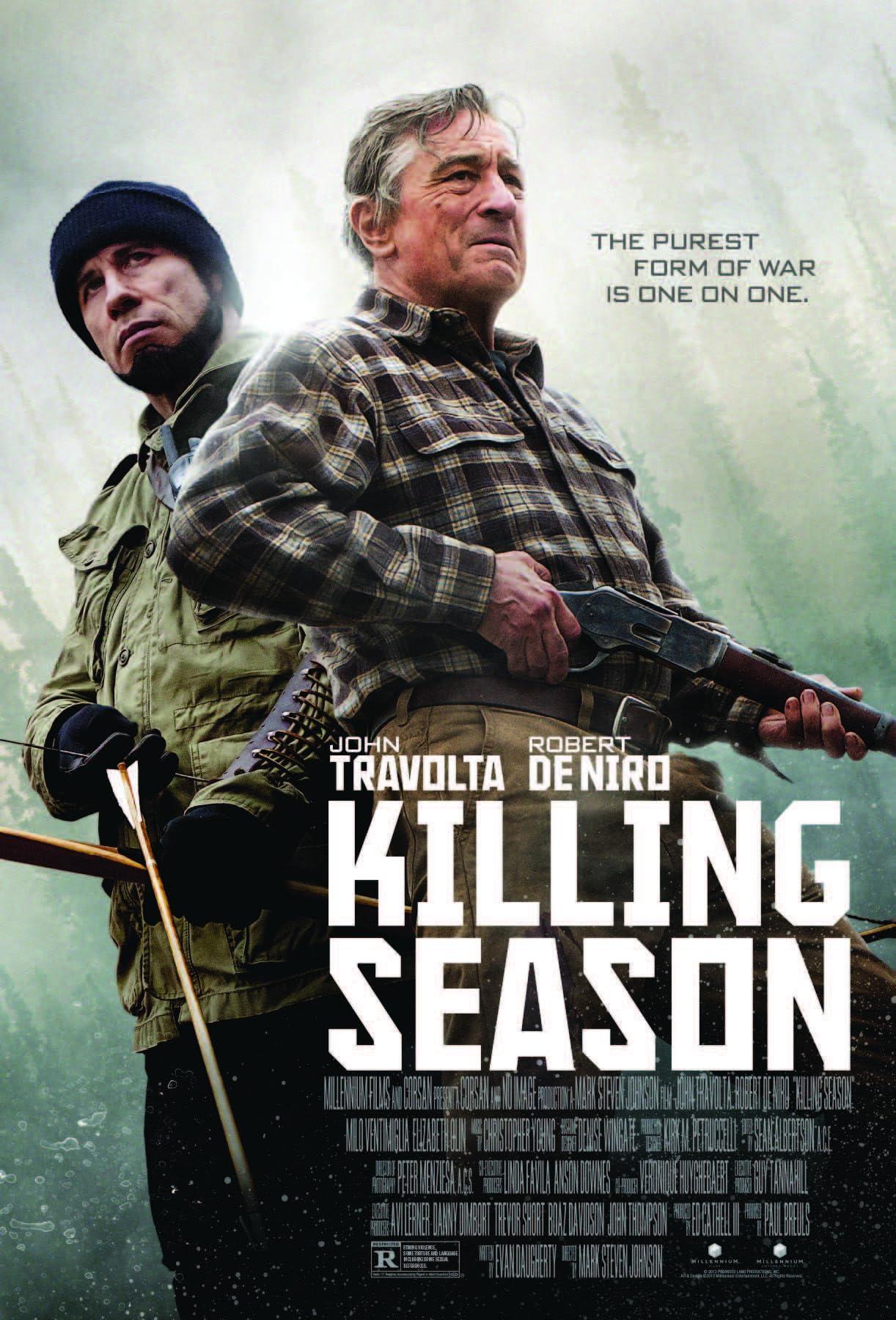 Killing Season (2013) Hindi Dubbed