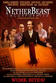2007 OFFICIAL NETHERBEAST INCORPORATED POSTER