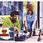 Honor Blackman and Niall MacGinnis in Jason and the Argonauts (1963)