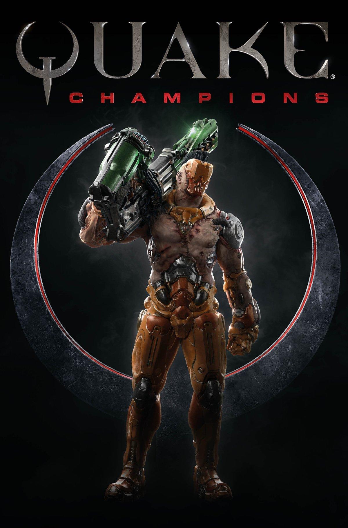 Quake Champions (Video Game 2018) - IMDb