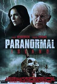 Lance Henriksen and Briana Evigan in Paranormal Island (2014)