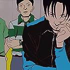 Tei Ha and Yosei Bun in Ping Pong the Animation (2014)