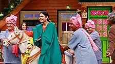 Anushka Sharma in Kapil's Show