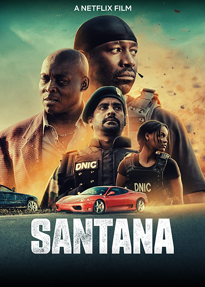 Santana 2020 Dual Audio 720p HDRip [Hindi – English] ESubs Free Download