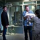 Jensen Ackles, Jared Padalecki, Aaron Hill, and Laci J Mailey in Supernatural (2005)