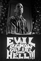 Evil Demon Golf Ball from Hell!!!