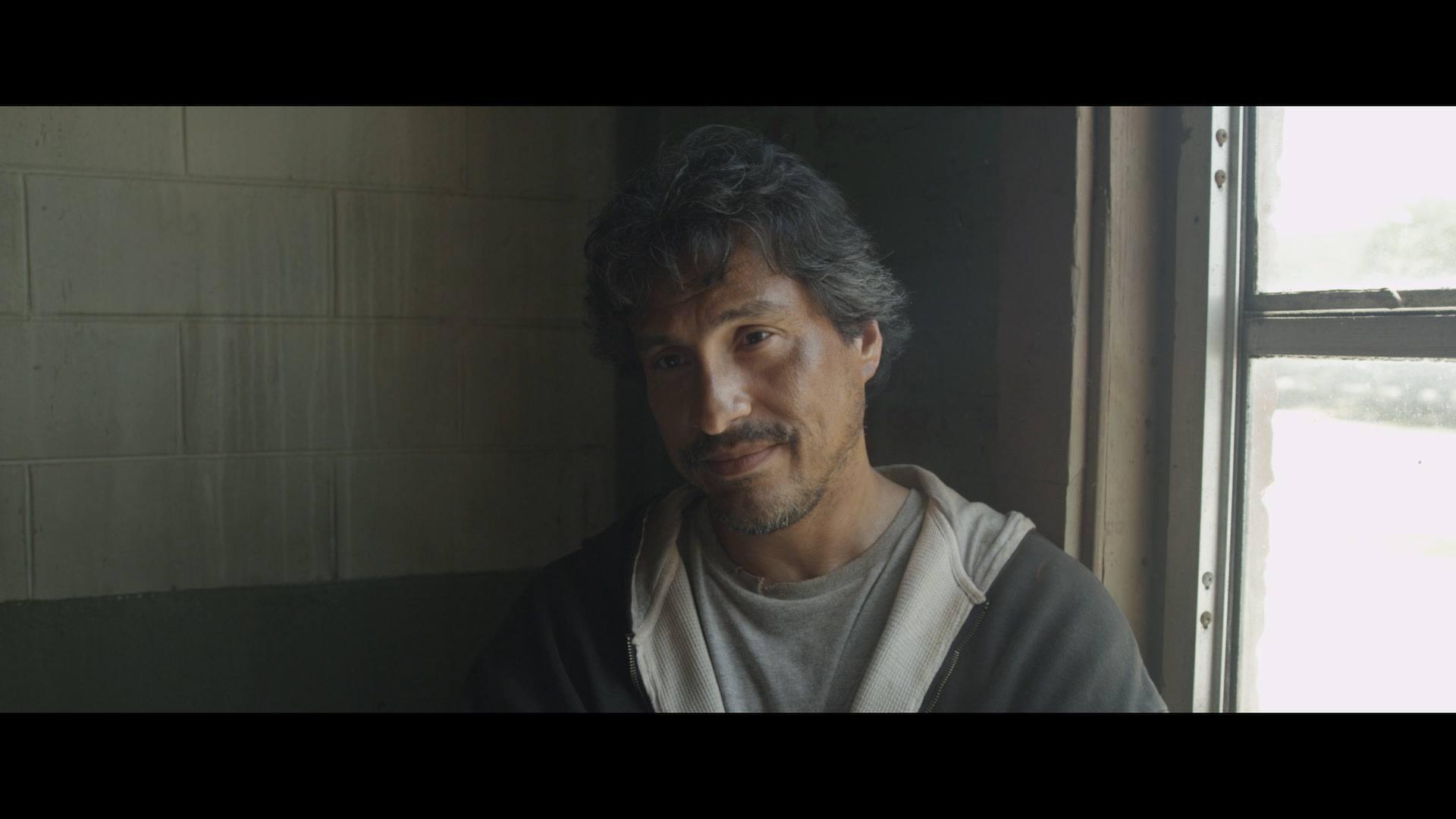 Demi Castro as Simon in Testament (2017)