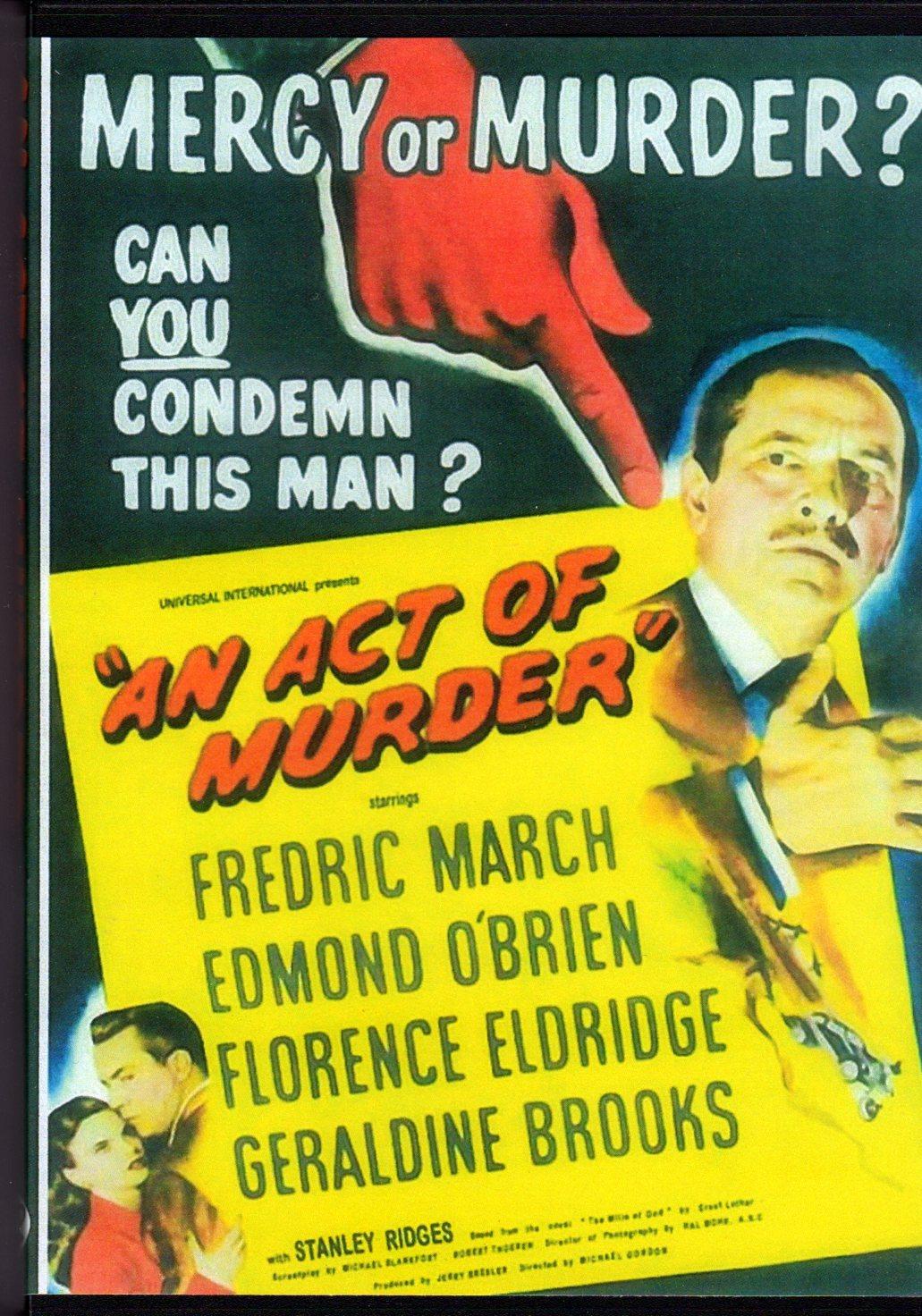 An Act of Murder (1948) - Photo Gallery - IMDb