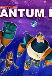 Cosmic Quantum Ray Poster