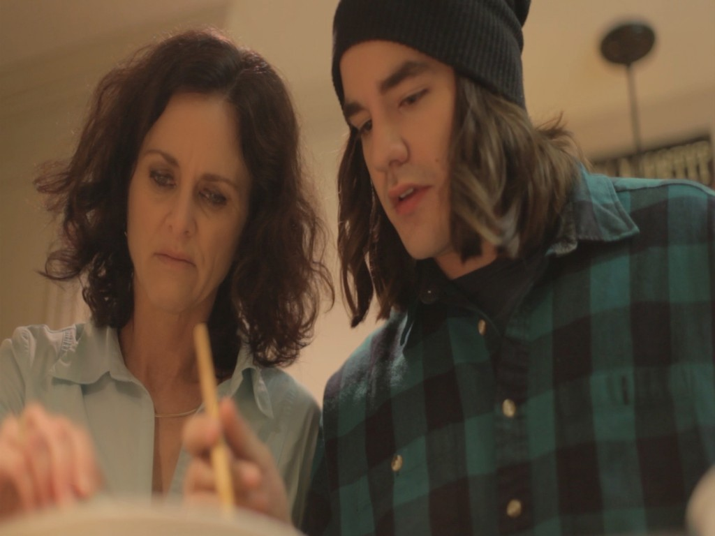 Dylan Nelson and Deborah Adair in Set the Table (2012)