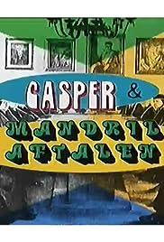Casper & Mandrilaftalen Poster