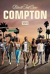 Kyla Pratt and Danny Kilpatrick in Black Ink Crew: Compton (2019)