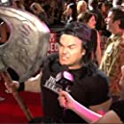 Interviewing Jack Black at the MTV VMA's