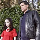 Rob Lowe and Mckenna Grace in The Bad Seed (2018)