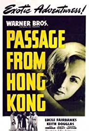 Passage from Hong Kong Poster