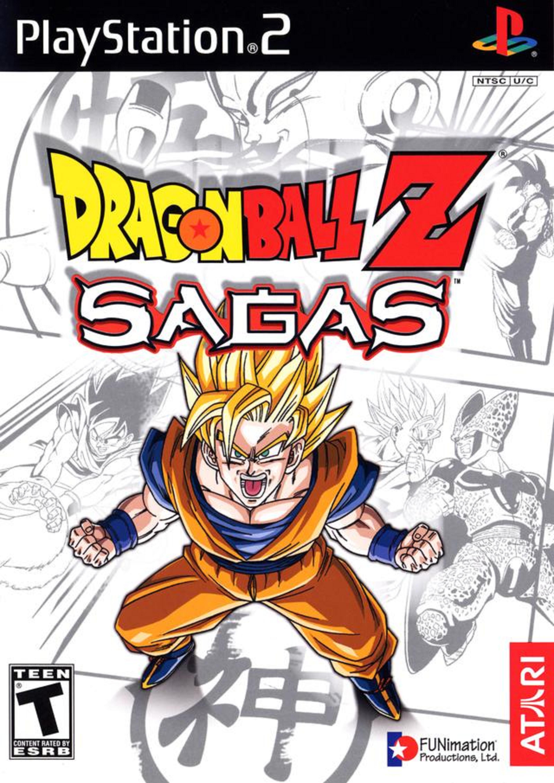 Dragon Ball Z: Sagas (Video Game 2005) - IMDb