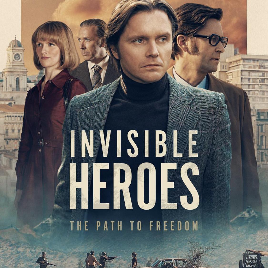 Invisible Heroes Tv Series 2019 Imdb