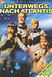Unterwegs nach Atlantis Poster