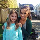 Lacey Chabert and Milli Wilkinson in Family for Christmas (2015)