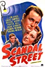Scandal Street (1938) Poster