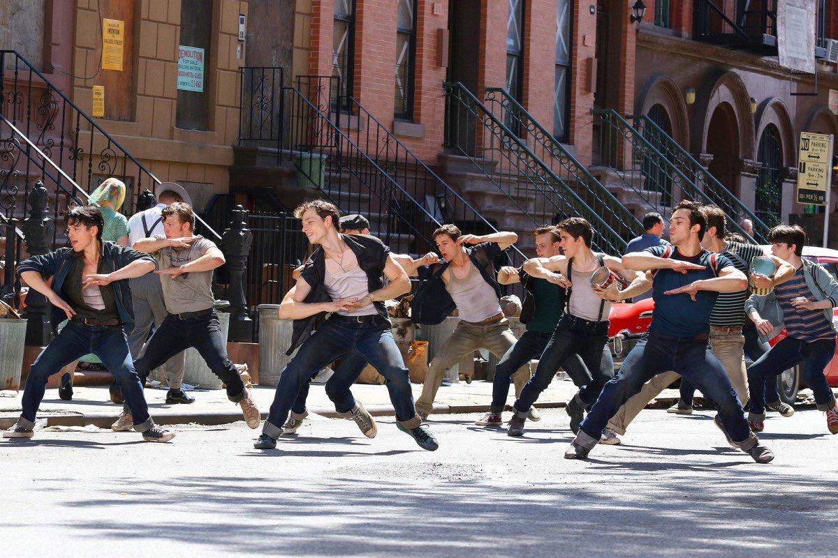 Znalezione obrazy dla zapytania West Side Story 2020
