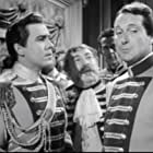 Donald Douglas and William Eythe in A Royal Scandal (1945)