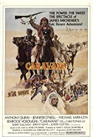 Caravans (1978) Poster - Movie Forum, Cast, Reviews