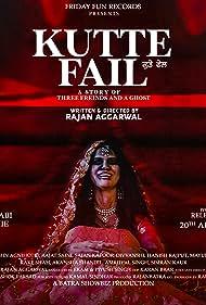 Kutte Fail (2021) HDRip Punjabi Movie Watch Online Free