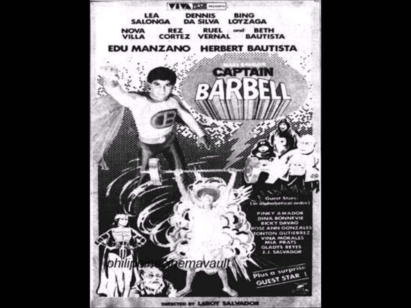 Captain Barbell (1986) - IMDb