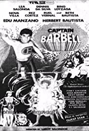 Captain Barbell Poster