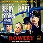 Wallace Beery, Jackie Cooper, George Raft, and Fay Wray in The Bowery (1933)
