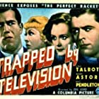 Mary Astor, Joyce Compton, Nat Pendleton, and Lyle Talbot in Trapped by Television (1936)