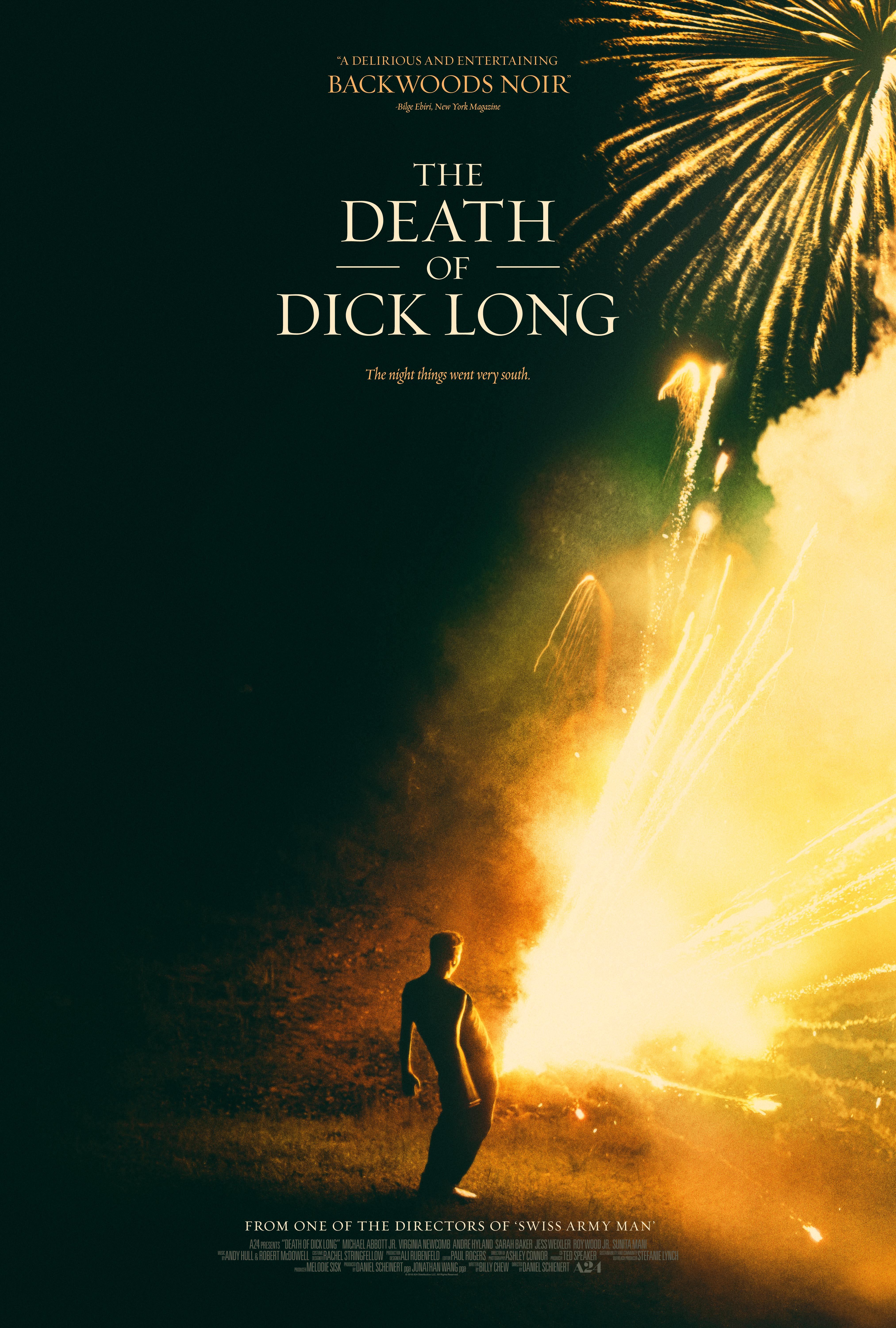 Diko Longo mirtis (2019) / The Death of Dick Long